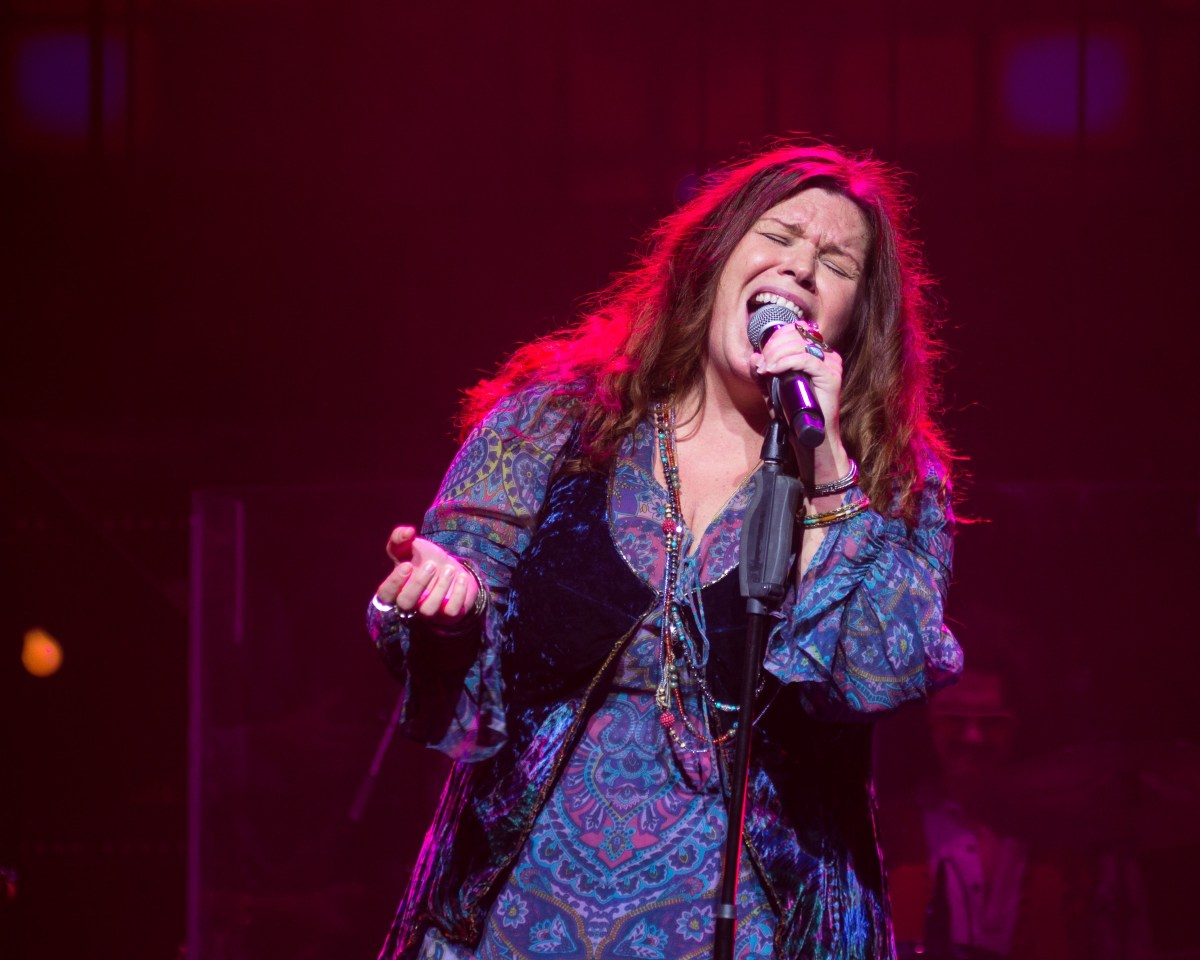 A Night With Janis Joplin @ La Mirada Theatre for the Performing Arts – Review
