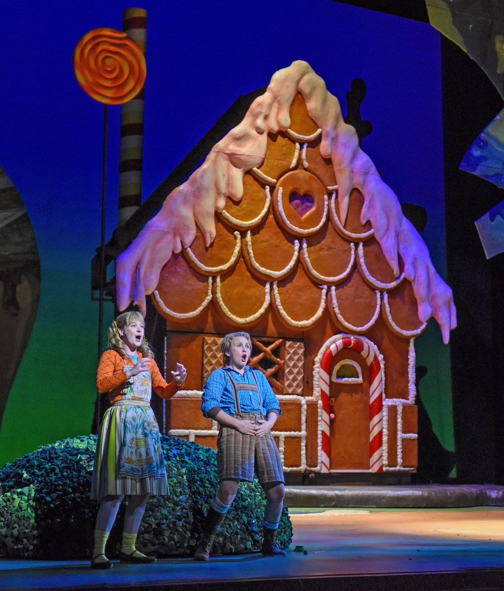 LA Opera presents : Hansel and Gretel @ Dorothy Chandler Pavilion in Downtown Los Angeles  - Review