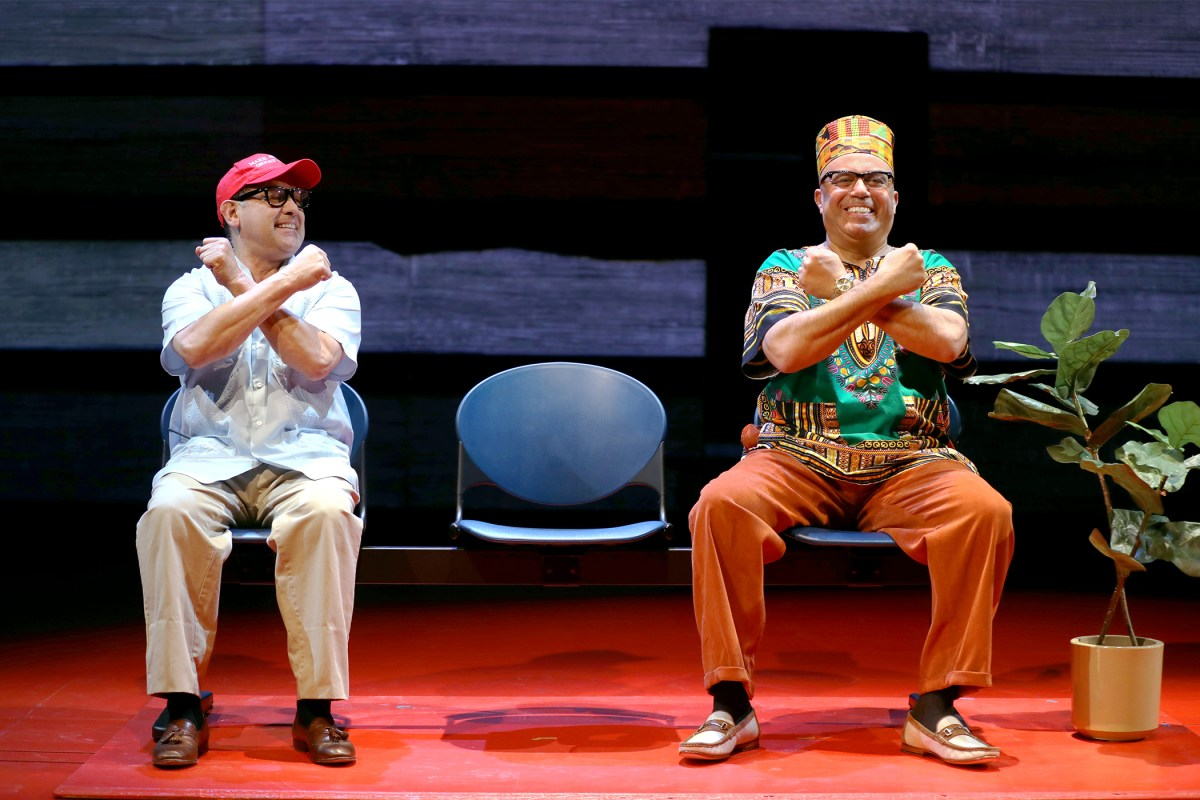Culture Clash (Still) In America @ South Coast Repertory in Costa Mesa - Review