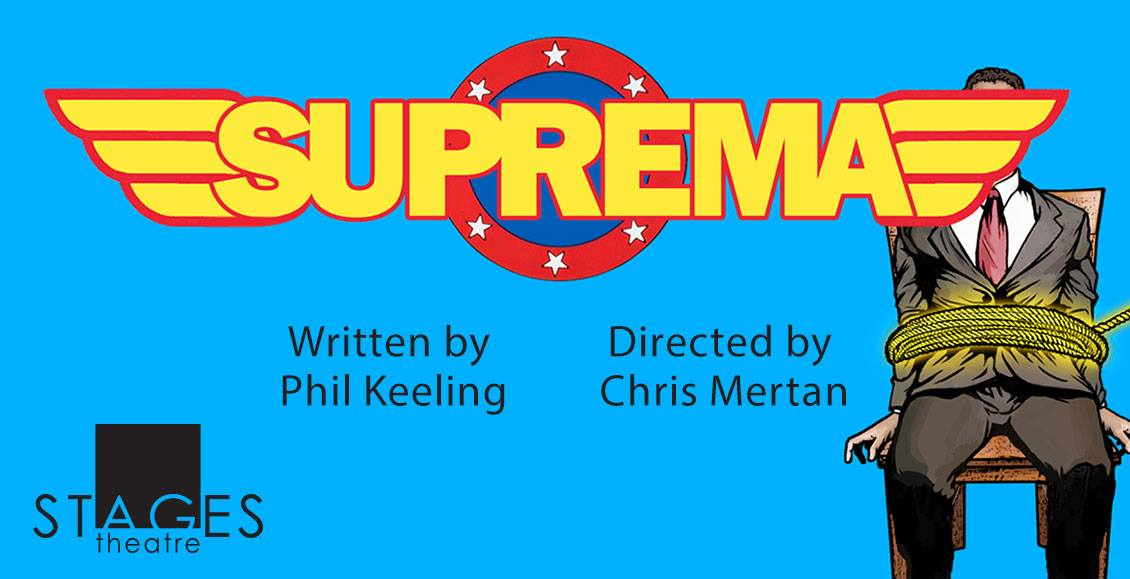 Interview with Playwright Phil Keeling about his latest play Suprema @ STAGEStheatre in Fullerton March 9th – March 30th, 2019