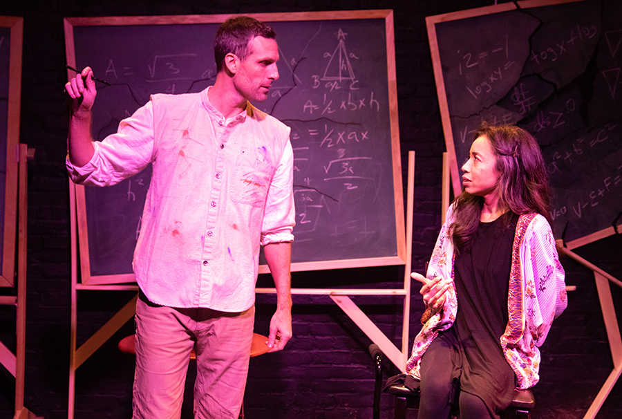 World Premiere: 1 = 0 @ Theatre of Note in Hollywood - Review