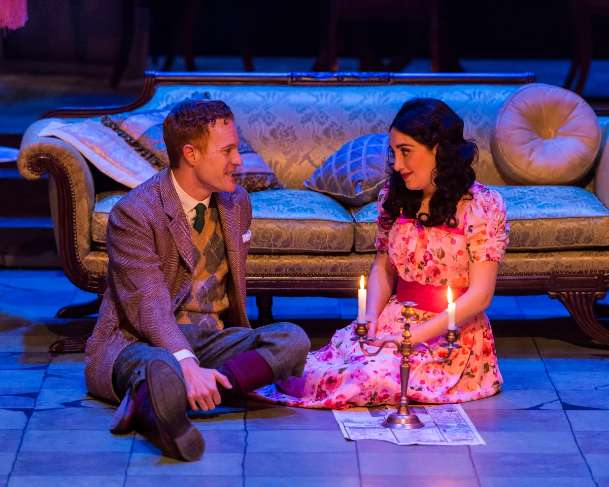 THE GLASS MENAGERIE @ A Noise Within in Pasadena - Review
