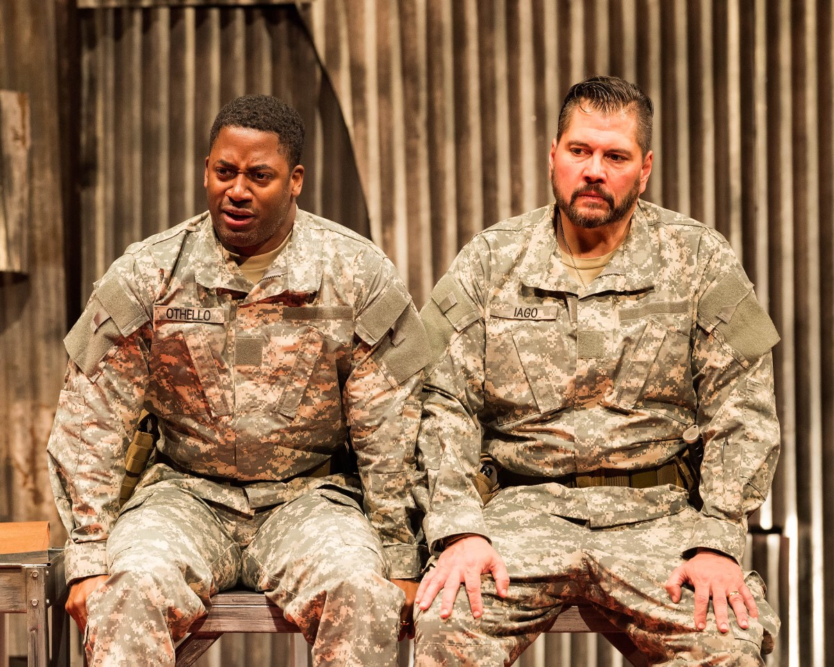 Othello @ A Noise Within in Pasadena - Review