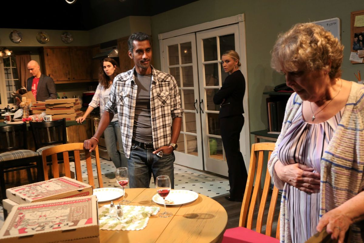 Dead Accounts @ Little Fish Theatre in San Pedro - Review
