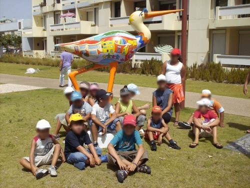 Área De Crianças No Birdparade