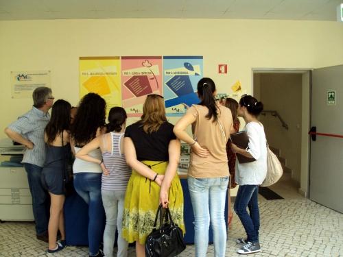 Turma EFA Visita Intalações da Lati