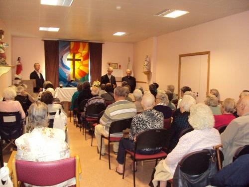 Bispo de Setúbal Visita Lati