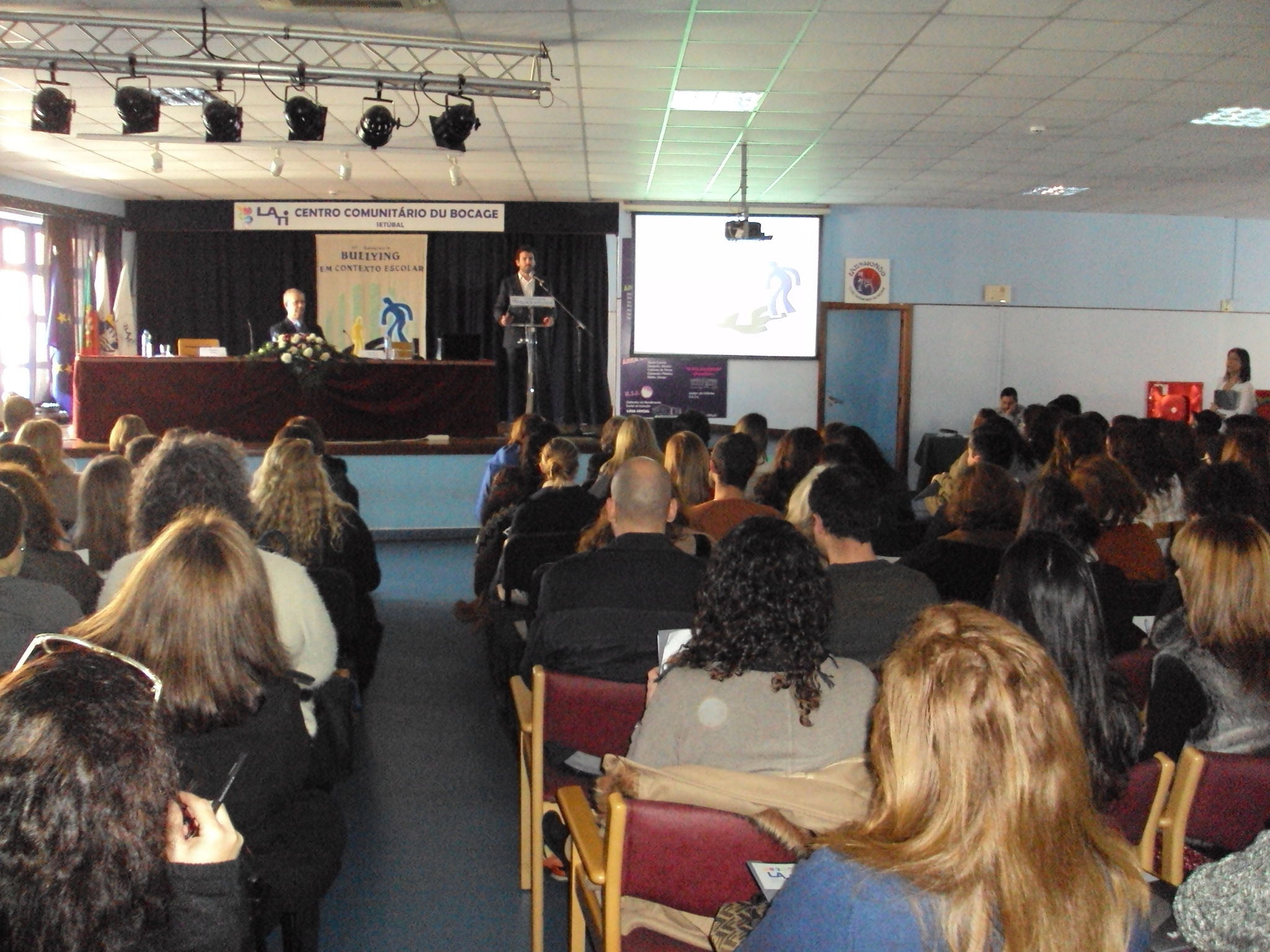 III Conferência Juventude – Bullying Em Contexto Escolar