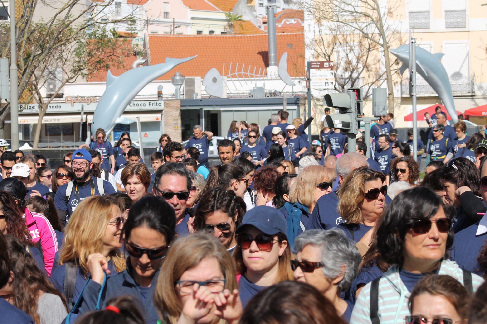 IV Caminhada Solidária da LATI foi um sucesso