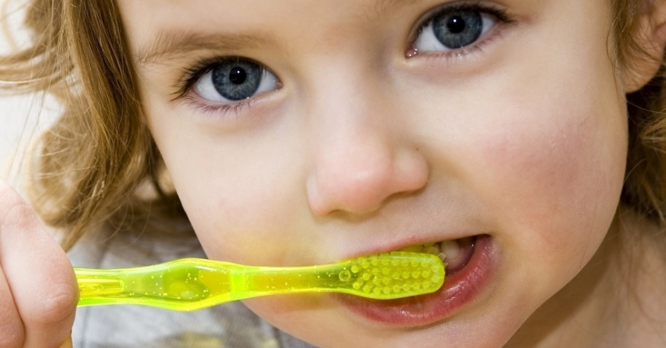 A prevenção da cárie e a escovagem dos dentes