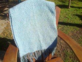 Chal grande de lana