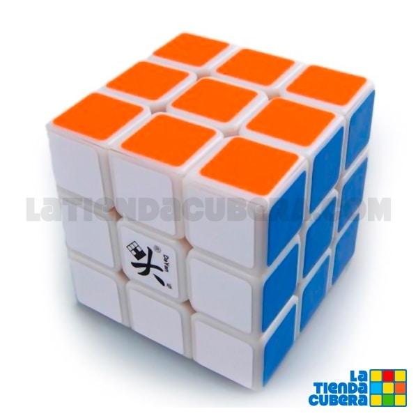 Dayan LingYun Base blanca 3x3x3