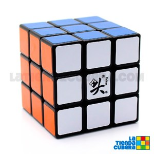 Dayan Guhong V2 3x3x3 Base negra