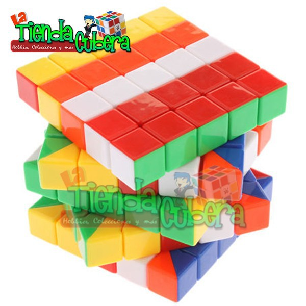 Dian Sheng 5x5x5 Full color