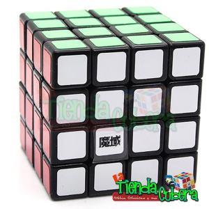 Moyu Weisu 4x4x4 Base Negra