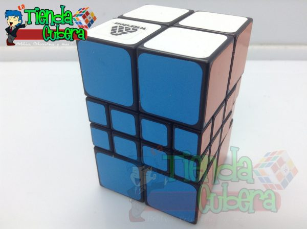 WitEden SQ224 Magic Cube Puzzle - Black