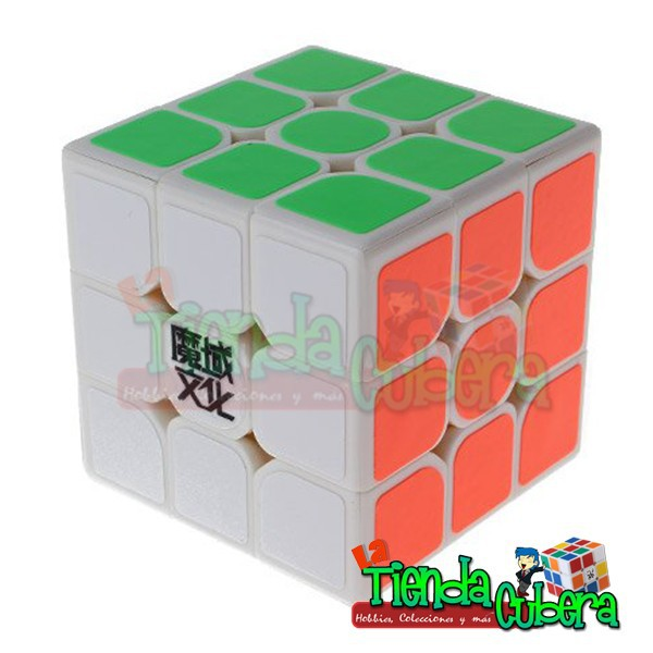 Moyu Dianma 3x3x3 Base blanca