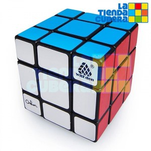 3x3x3 MixUp WitTow base negra