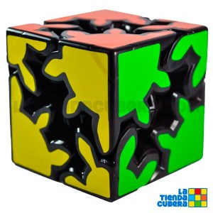 Lan lan 2x2x2 Gear Base negra