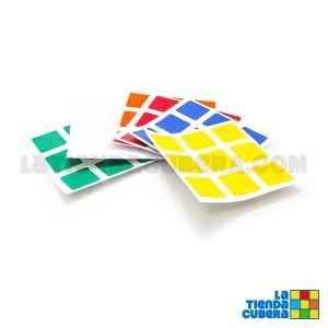 Stickers para cubos Dayan
