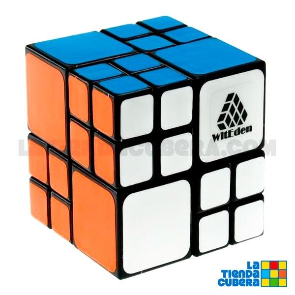 WitEden 4x4x4 Base negra