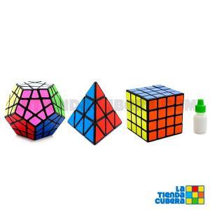 Pack Cubero 10