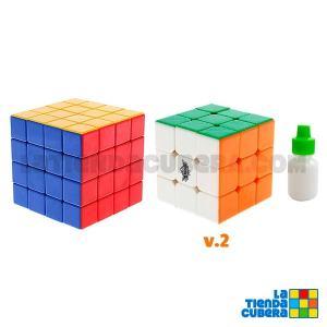 Pack Cubero 8