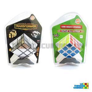 Pack Cubero 12