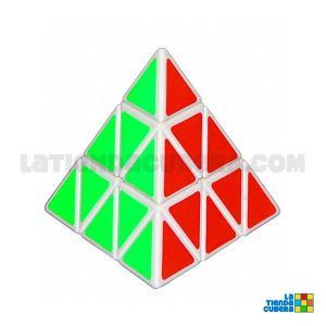Shengshou Pyraminx Base blanca