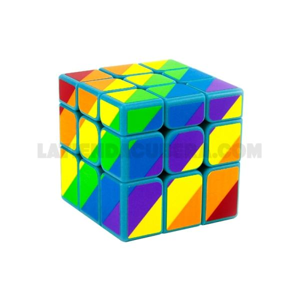 YJ Unequal 3x3x3 Base negra