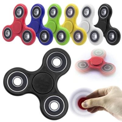 Fidget spinner gyro
