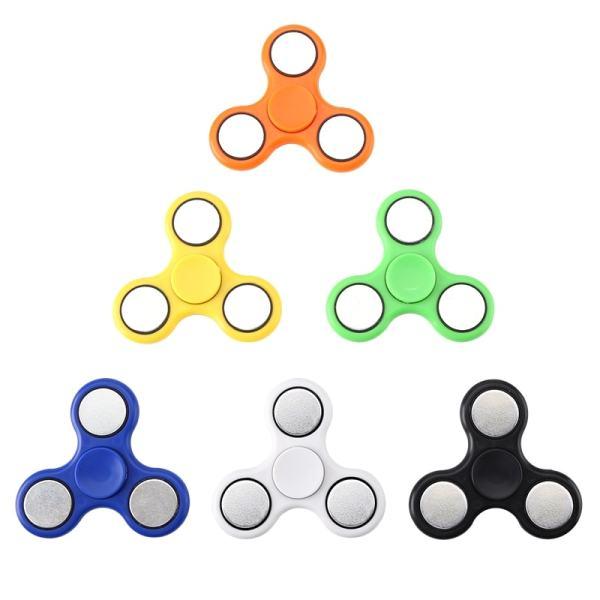 LED Spinner fidget gyro 3
