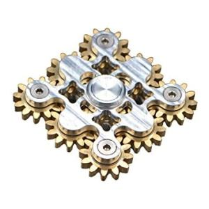 Fidget spinner 3 gear engranaje