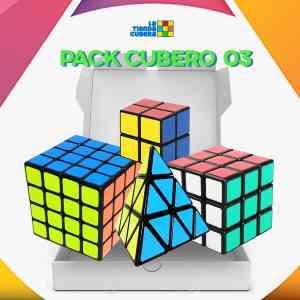 Pack Cubero Shengshou