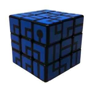 Cubo Laberinto 3x3 (Blue)