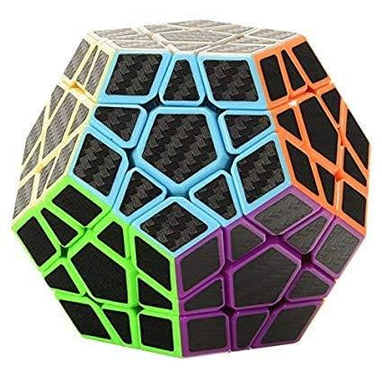 Megaminx Carbon Fiber 3x3