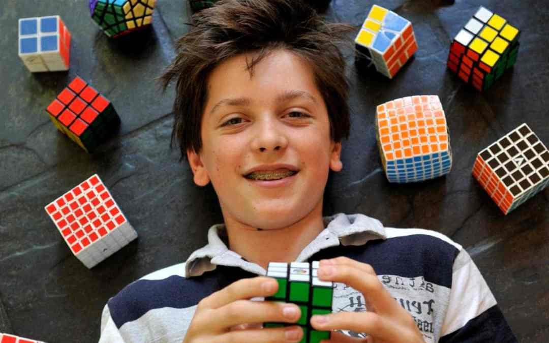 Cómo armar un cubo rubik 3x3x3- Parte 2