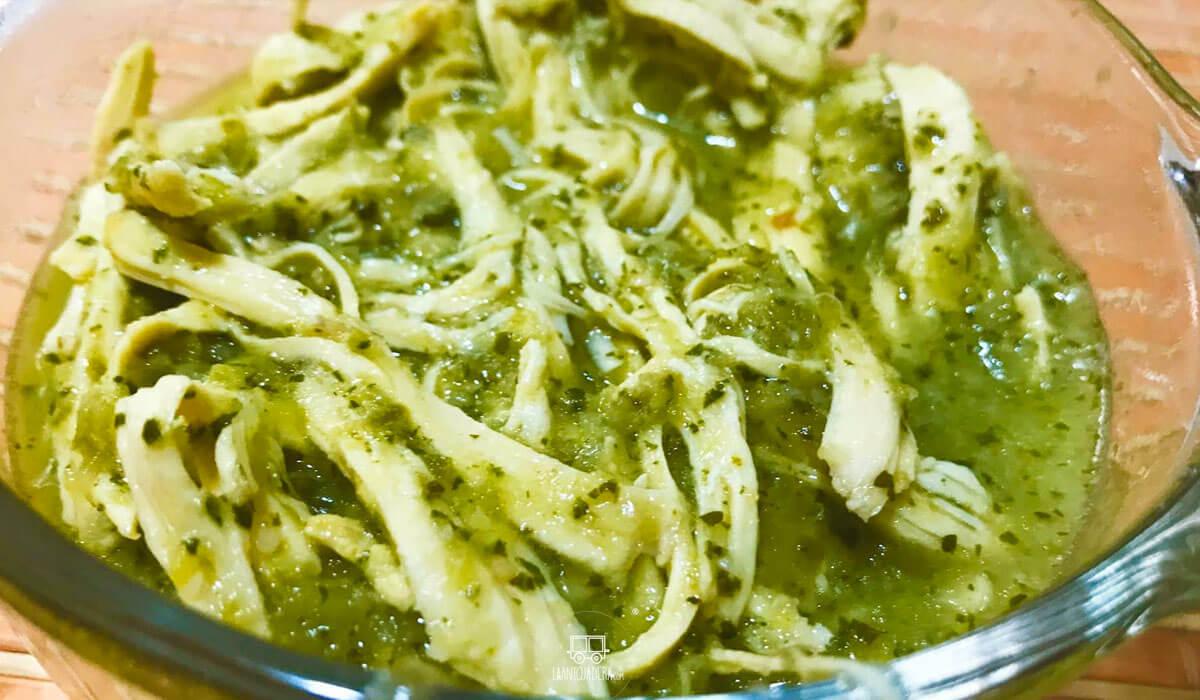 Pollo en Salsa verde Mexicana Recetas de La Tienda de Clemente
