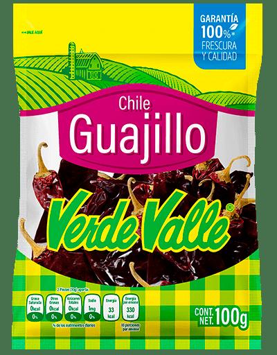 Chile Guajillo Verde Valle