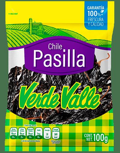 Chile Pasilla Verde Valle