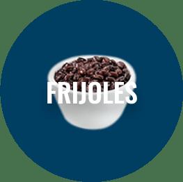 Frijoles Refritos y Bayos