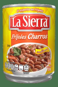 Frijoles Charros La Sierra en Lata