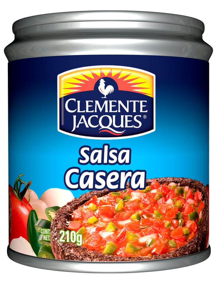 Salsa Taquera Casera Mexicana Clemente Jacques