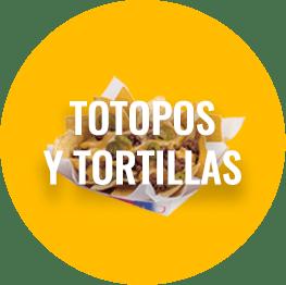 Totopos y Tortillas Mexicanas