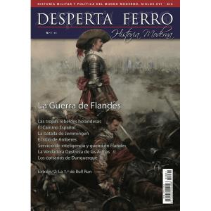"""""""La Guerra de Flandes"""", Desperta Ferro Ediciones"""