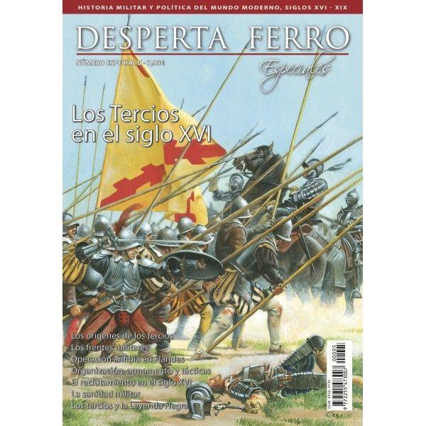 """""""Los Tercios en el siglo XVI"""", Especial Número 5"""