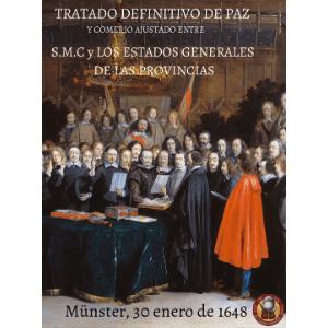 E-book: Tratado de Paz de Münster, 1648  (España – Holanda)