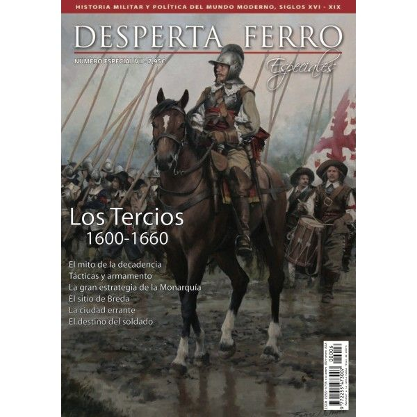 """""""Los Tercios 1600 – 1660"""", Especial Número VII"""
