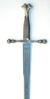 detalle de Espada de Carlos V