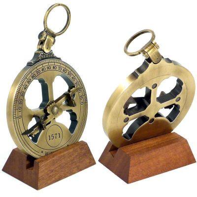 Astrolabio Naútico «Valentia», Armada de Felipe II